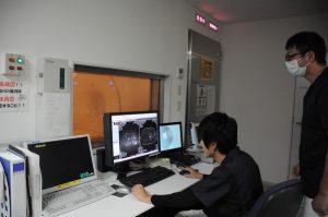 写真:放射線科