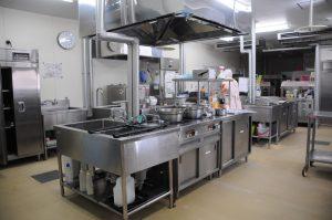 写真:調理室